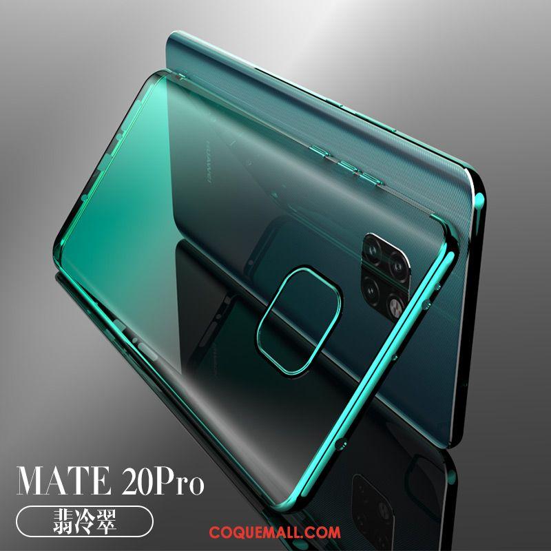 Étui Huawei Mate 20 Pro Fluide Doux Téléphone Portable Protection, Coque Huawei Mate 20 Pro Créatif Marque De Tendance