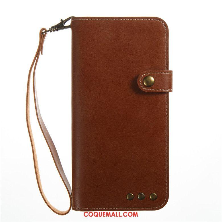 Étui Huawei Mate 20 Rs Cuir Véritable Rouge Étoile, Coque Huawei Mate 20 Rs Clamshell Téléphone Portable