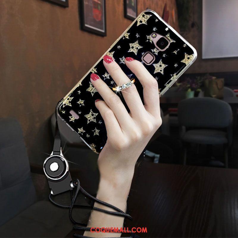 Étui Huawei Mate 8 Marque De Tendance Personnalité Perle, Coque Huawei Mate 8 Incassable Fluide Doux
