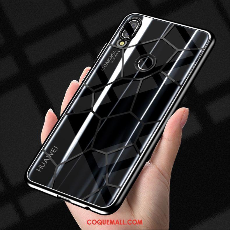Étui Huawei Nova 3i Ciel Étoilé Incassable Transparent, Coque Huawei Nova 3i Téléphone Portable Silicone