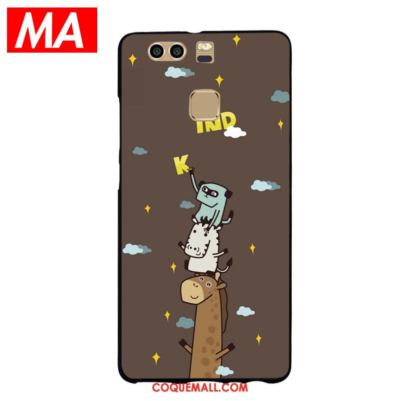 coque huawei p9 animaux