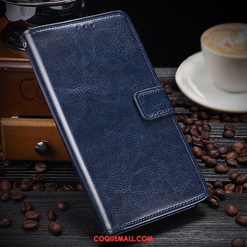 Étui Lg K11 Étui En Cuir Nouveau Téléphone Portable, Coque Lg K11 Rouge Protection