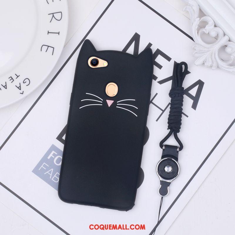 Étui Oppo A73 Dessin Animé Charmant Téléphone Portable, Coque Oppo A73 Rouge Tout Compris