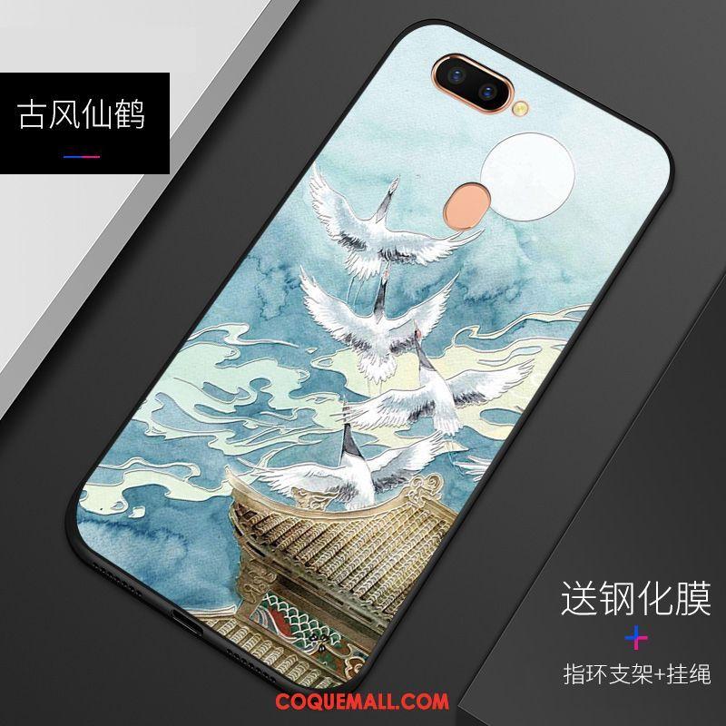 Étui Oppo R11s Silicone Téléphone Portable Incassable, Coque Oppo R11s Protection Personnalité