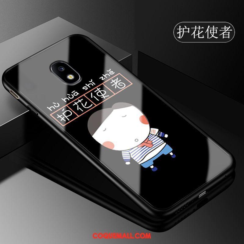 Étui Samsung Galaxy J3 2017 Étoile Vintage Silicone, Coque Samsung Galaxy J3 2017 Téléphone Portable Amoureux