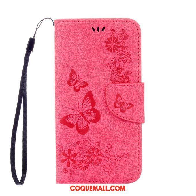Étui Samsung Galaxy S6 Étui En Cuir Étoile Protection, Coque Samsung Galaxy S6 Incassable Téléphone Portable
