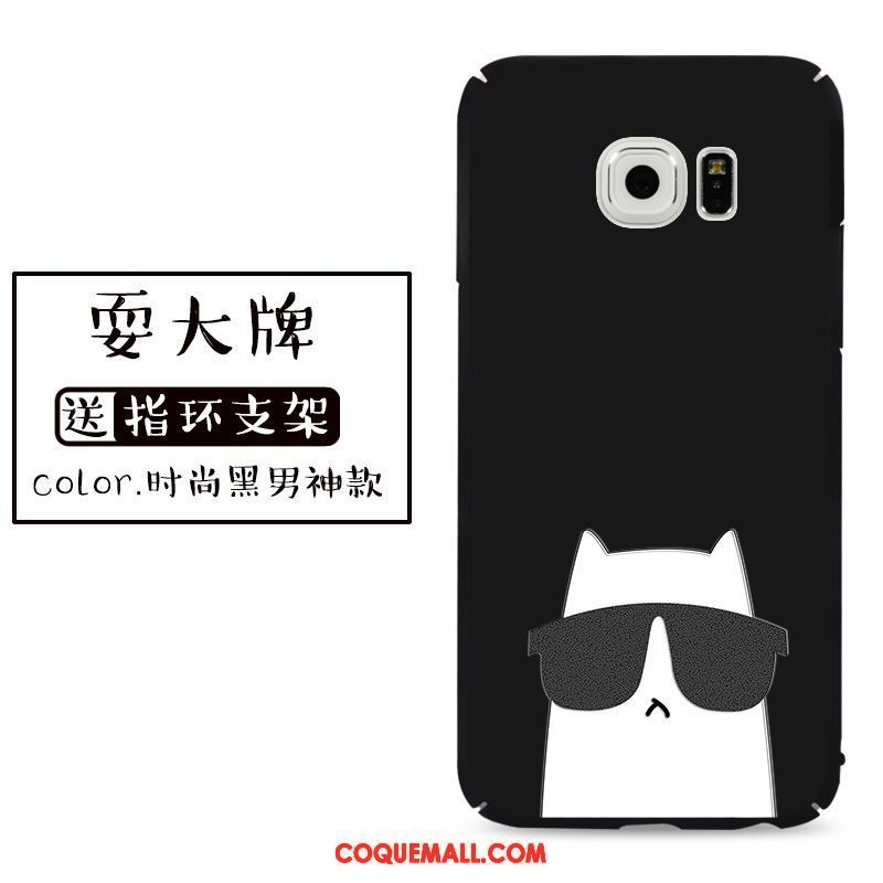 coque samsung galaxy s6 edge dessin