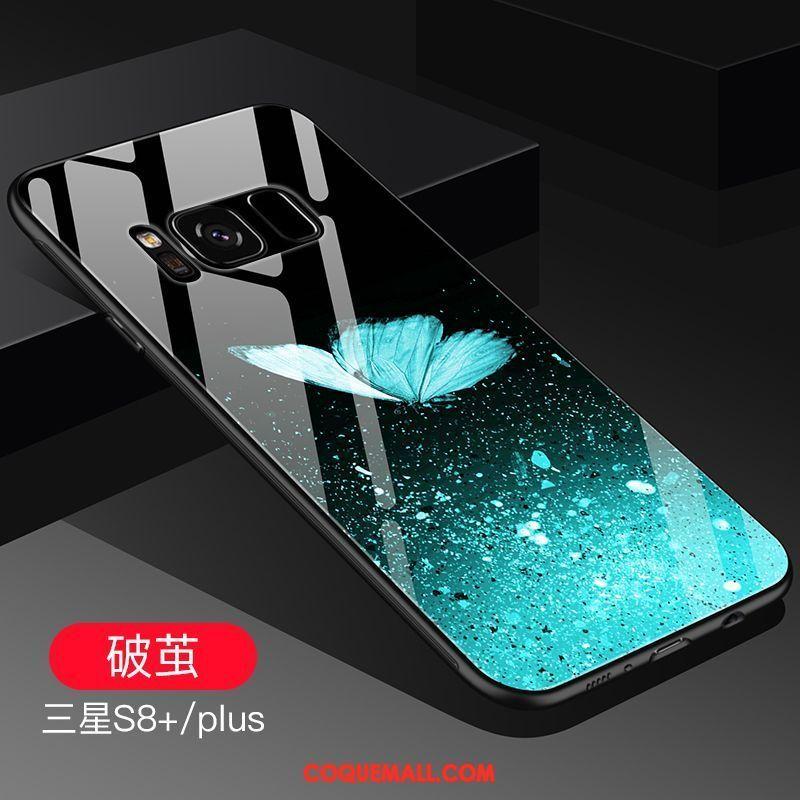 Étui Samsung Galaxy S8+ Incassable Étoile Tout Compris, Coque Samsung Galaxy S8+ Personnalité Créatif