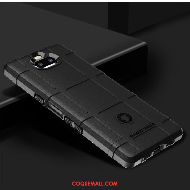 Étui Sony Xperia 10 Plus Silicone Incassable Vert, Coque Sony Xperia 10 Plus Fluide Doux Protection