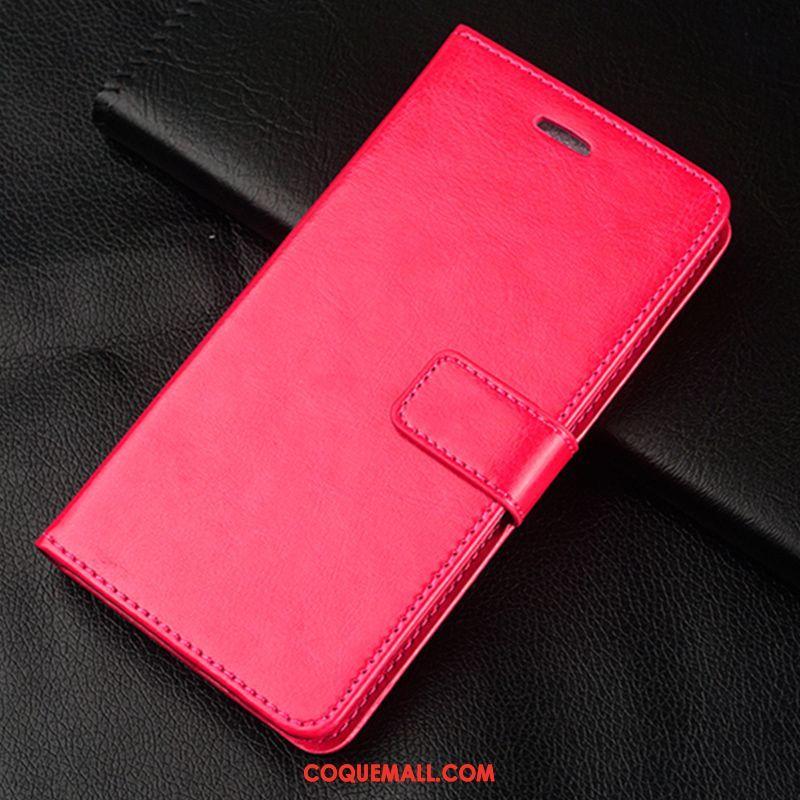 Étui Xiaomi Mi Mix 2s Protection Téléphone Portable Incassable, Coque Xiaomi Mi Mix 2s Petit Portefeuille Beige