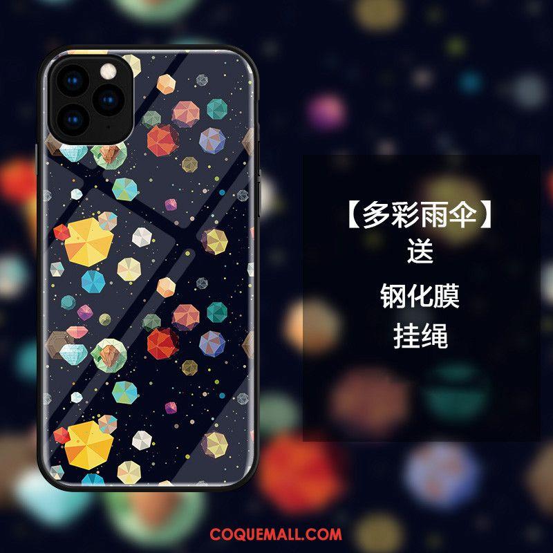 Étui iPhone 11 Pro Ciel Étoilé Protection Charmant, Coque iPhone 11 Pro Ornements Suspendus Incassable