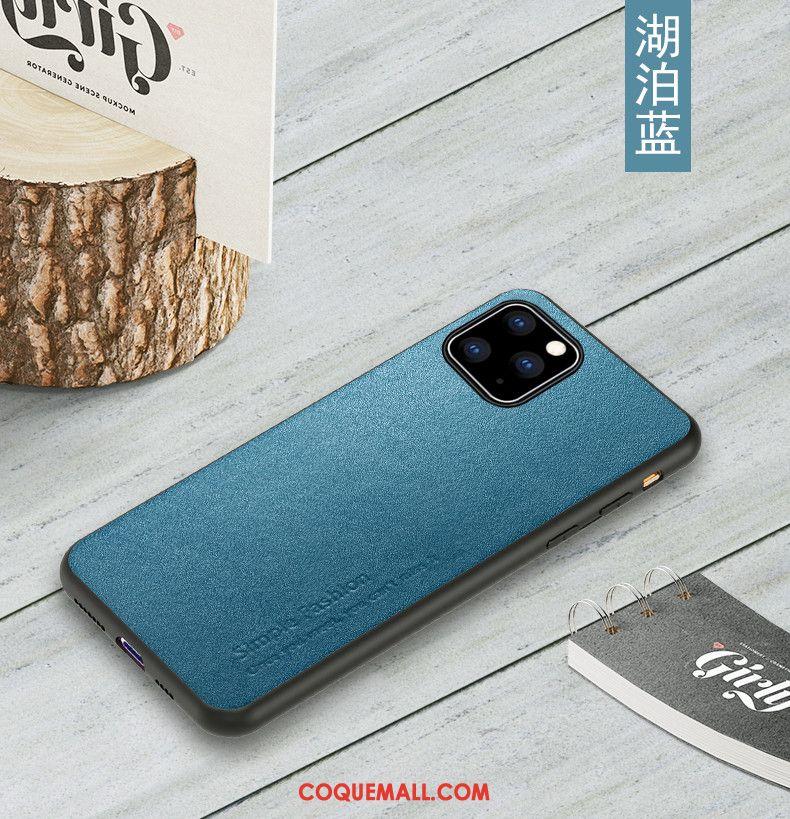 Étui iPhone 11 Pro Max Luxe Incassable Business Coque iPhone 11 Pro Max En Cuir Modèle Fleurie 20102 c0