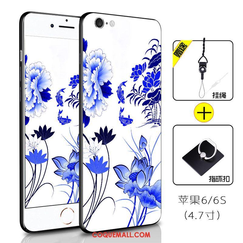 Étui iPhone 6 / 6s Incassable Tendance Fluide Doux, Coque iPhone 6 / 6s Protection Téléphone Portable