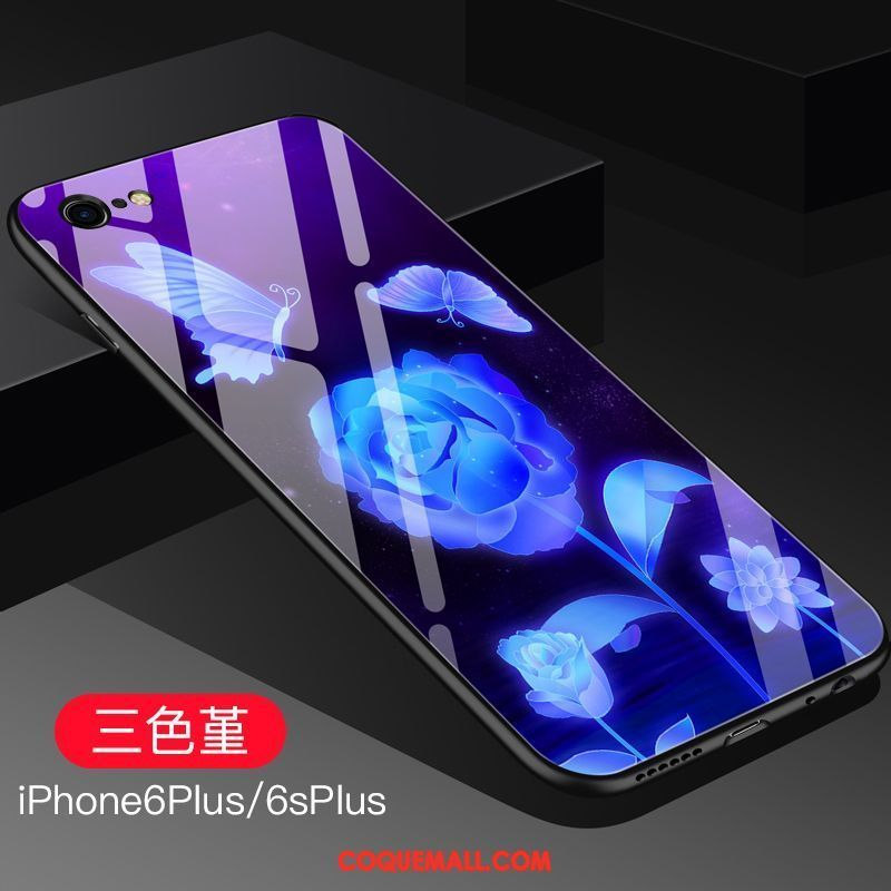 Étui iPhone 6 6s Plus Très Mince Net Rouge Luxe Coque iPhone 6 6s Plus Nouveau Créatif 430 c016