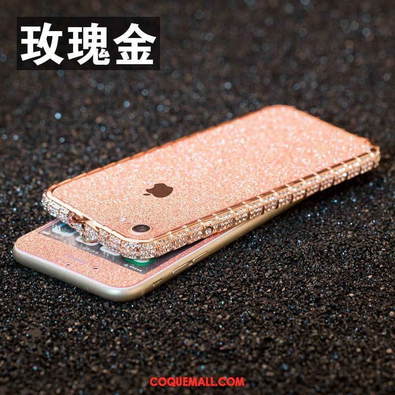coque iphone 6 strass rose