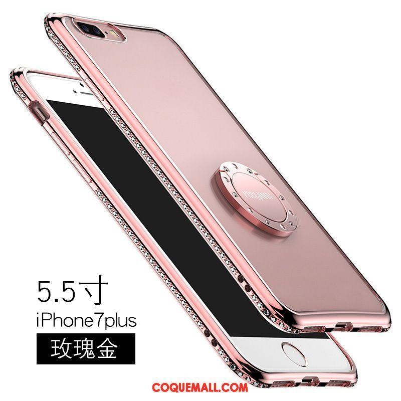 coque iphone 7 aneaux