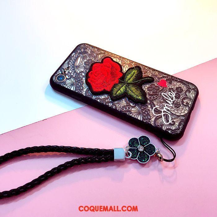 Étui iPhone 8 Créatif Ornements Suspendus Personnalité, Coque iPhone 8 Tendance Téléphone Portable
