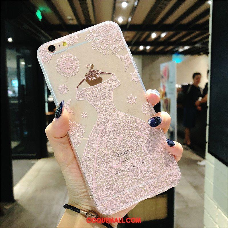 coque iphone 8 incassable transparente