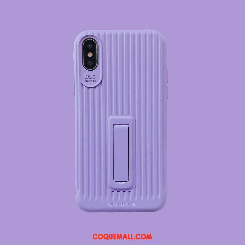 coque iphone xs de couleur