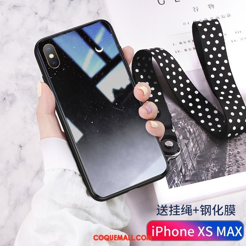 coque iphone xs max etoile