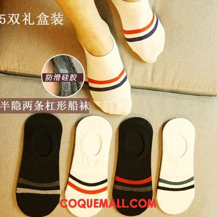 Chaussette Homme Anti-odeur Faible Sport, Chaussette Chaussettes En Coton Chaussette Courte