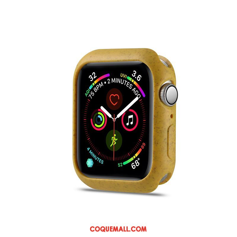 Étui Apple Watch Series 1 Citron Protection Jaune, Coque Apple Watch Series 1 Tout Compris