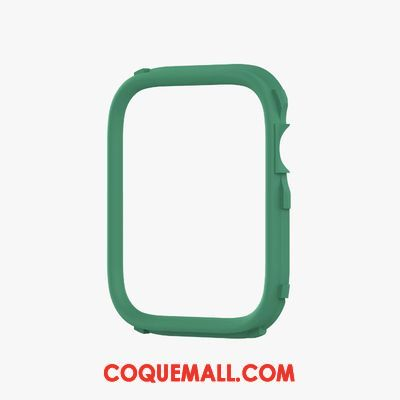 Étui Apple Watch Series 1 Décoration Bovins Vert, Coque Apple Watch Series 1