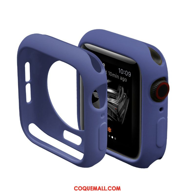 Étui Apple Watch Series 1 Frais Petit Incassable, Coque Apple Watch Series 1 Protection Violet