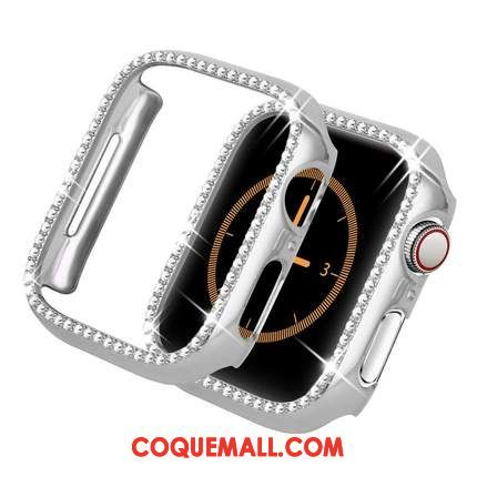 Étui Apple Watch Series 1 Incassable Incruster Strass Accessoires, Coque Apple Watch Series 1 Protection Très Mince