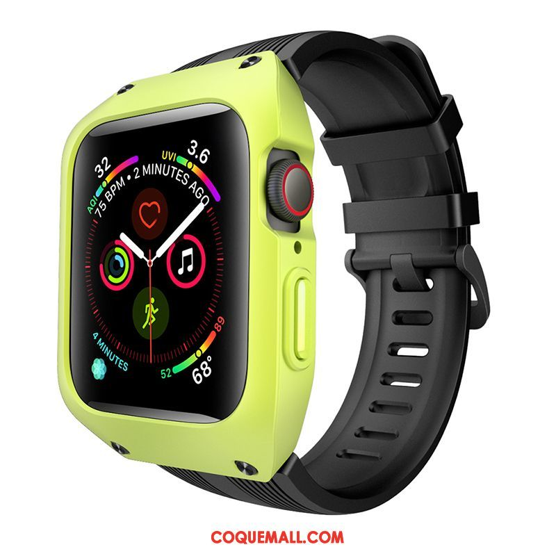 Étui Apple Watch Series 1 Noir Accessoires Tout Compris, Coque Apple Watch Series 1 Protection Sport