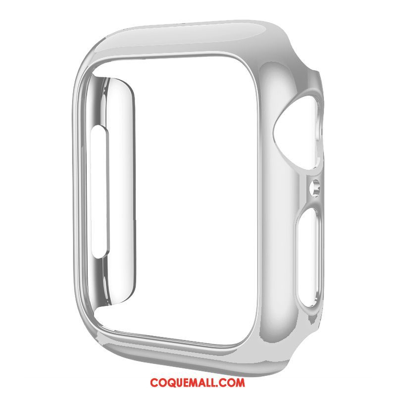 Étui Apple Watch Series 1 Protection Argent Gris, Coque Apple Watch Series 1 Tout Compris Placage