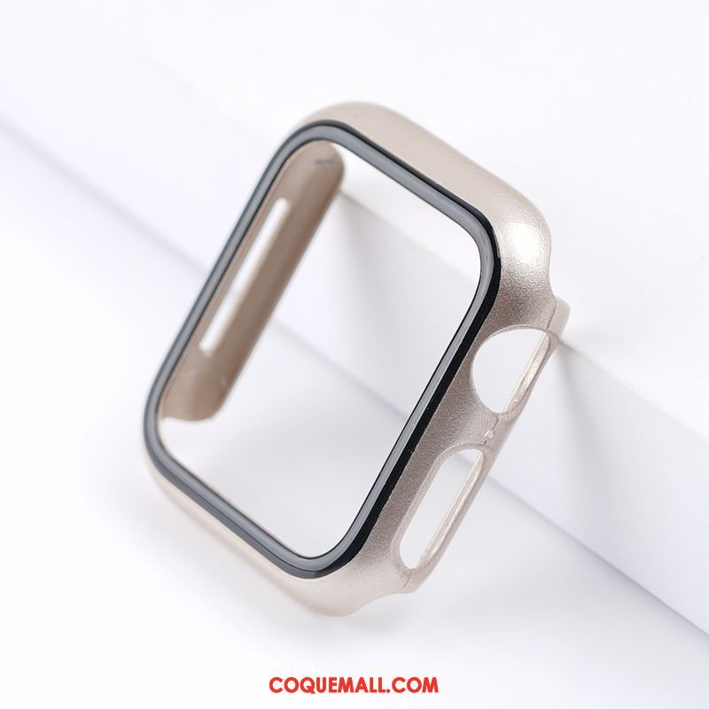 Étui Apple Watch Series 2 Clair Incassable Sac, Coque Apple Watch Series 2 Or Protection