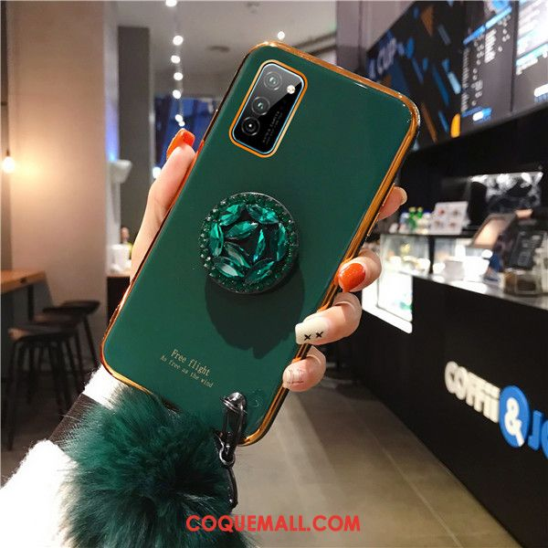 Étui Honor View30 Pro Luxe Europe Incassable, Coque Honor View30 Pro Marque De Tendance Peluche
