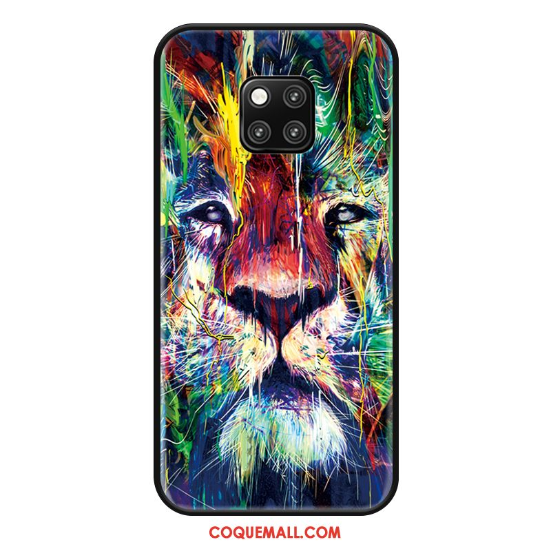 Étui Huawei Mate 20 Rs Personnalité Silicone Tout Compris, Coque Huawei Mate 20 Rs Grand Charmant