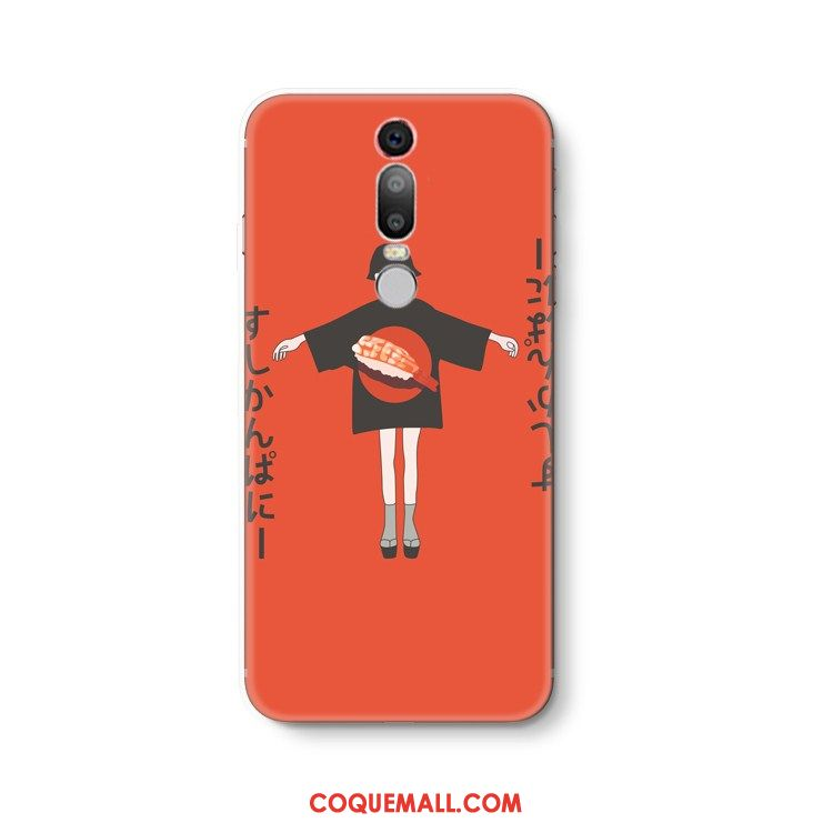 Étui Huawei Mate Rs Protection Europe Orange, Coque Huawei Mate Rs Téléphone Portable