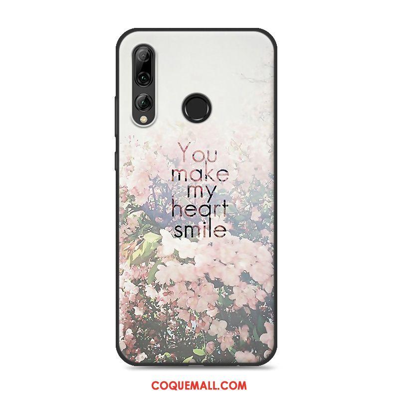 Étui Huawei P Smart+ 2019 Protection Fluide Doux Tout Compris, Coque Huawei P Smart+ 2019 Tendance Silicone