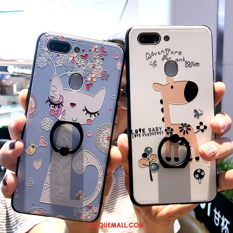 coque huawei psmart chat