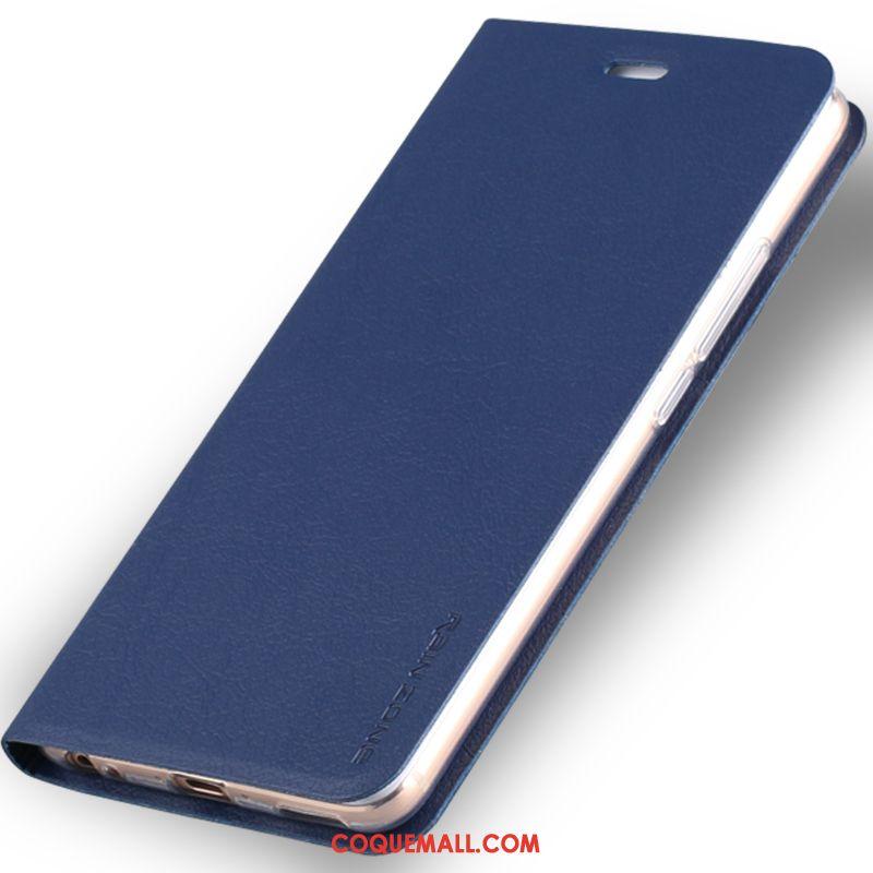 coque huawei p10 lite silicone bleu