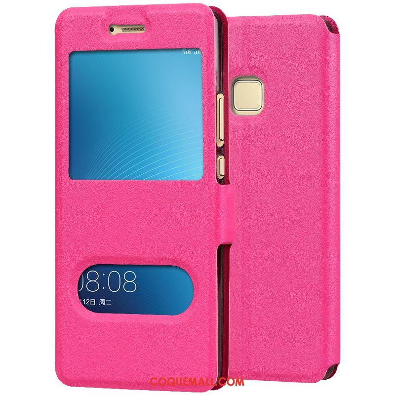 Étui Huawei P9 Lite Protection Téléphone Portable Jeunesse, Coque Huawei P9 Lite Silicone Étui En Cuir