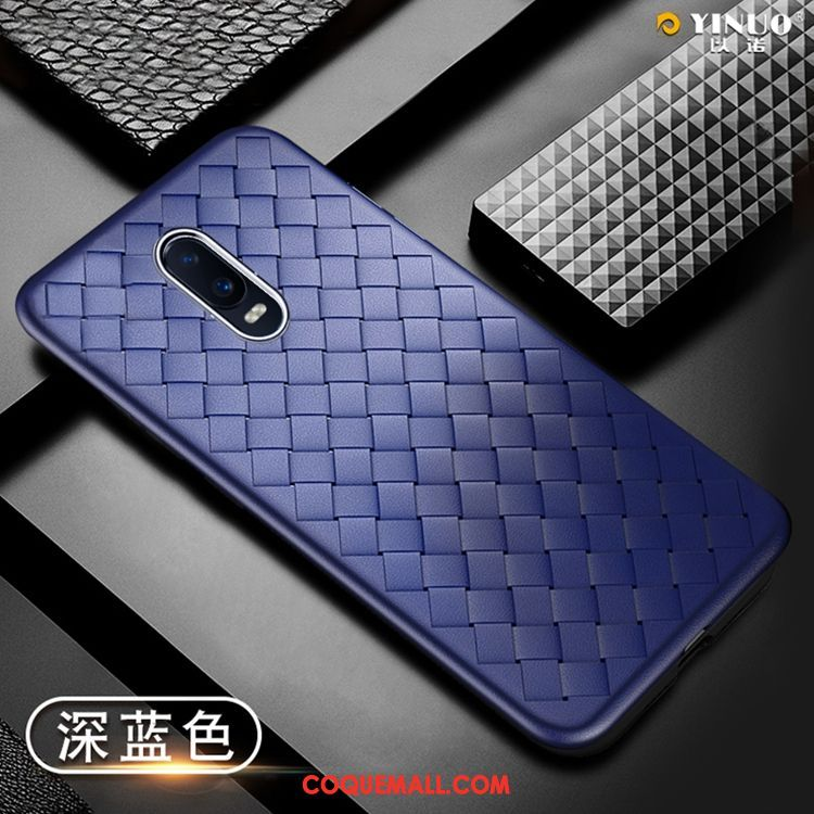 Étui Oppo R17 Business Similicuir Rouge, Coque Oppo R17 Mode Protection