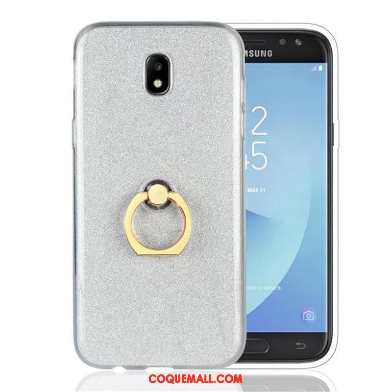 Étui Samsung Galaxy J5 2017 Tout Compris Protection Incassable, Coque Samsung Galaxy J5 2017 Blanc Support