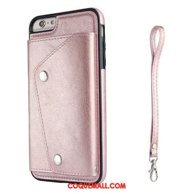 Étui iPhone 6 6s Plus Portefeuille Téléphone Portable Nouveau Coque iPhone 6 6s Plus Étui En Cuir Tendance 464