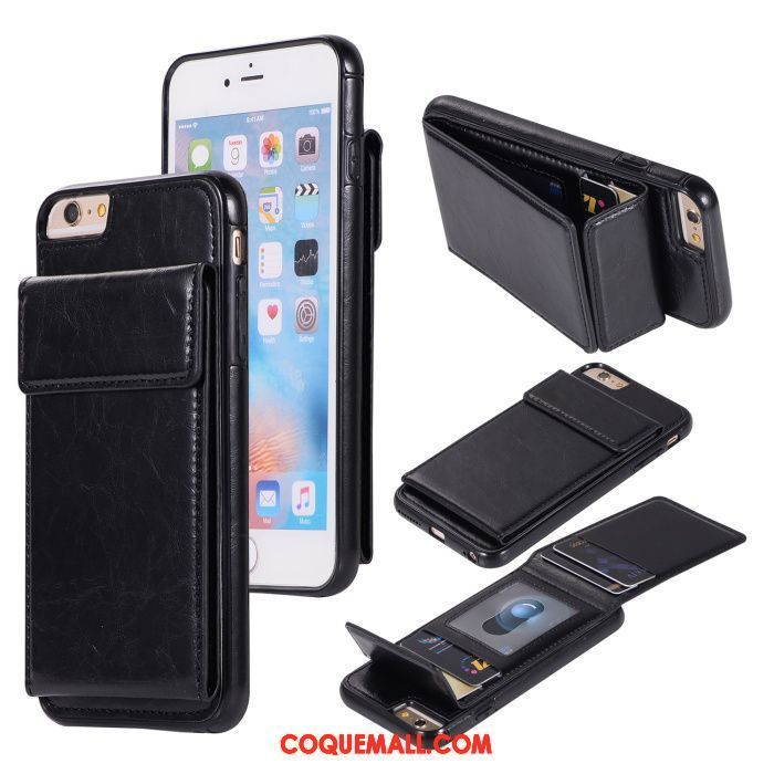 coque iphone 6 portefeuille
