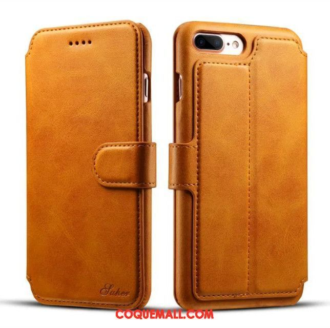 coque iphone 7 cuir veritable