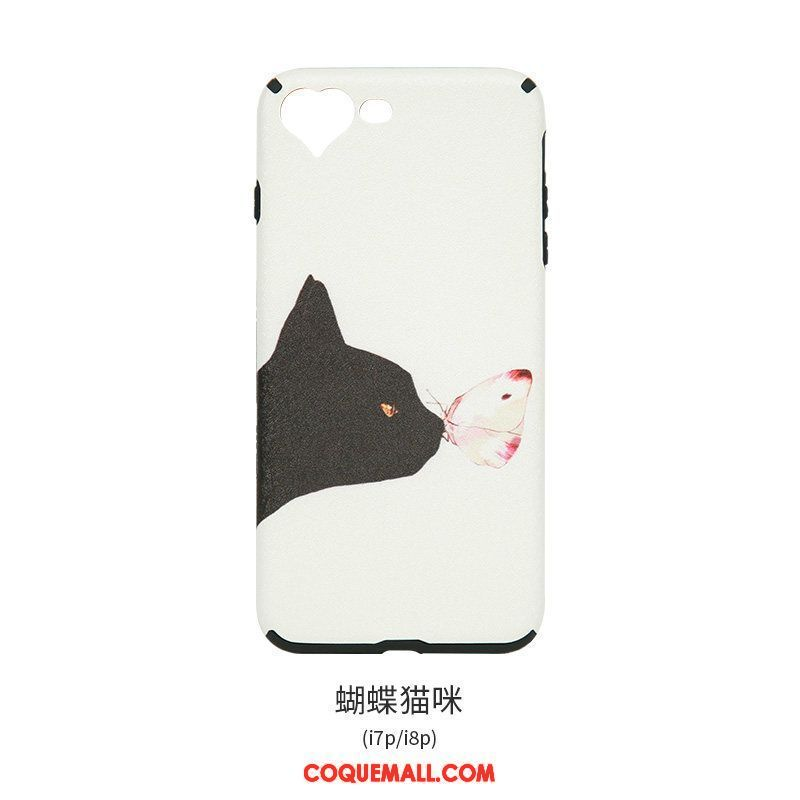 coque iphone 8 coeur