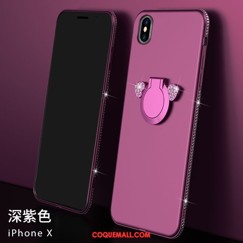 coque iphone x incassable