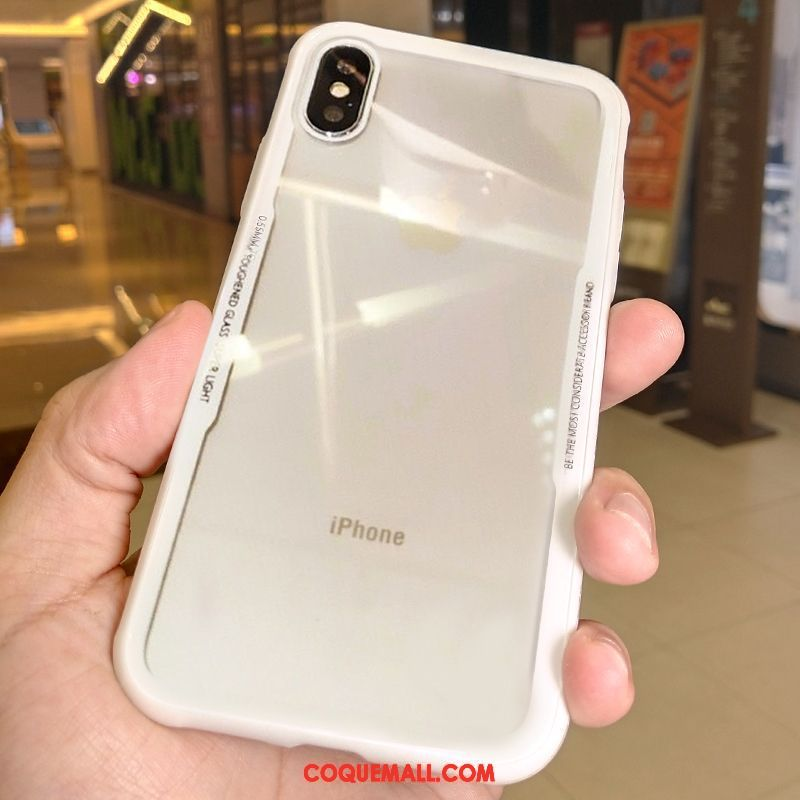 coque transparente iphone xs max silicone