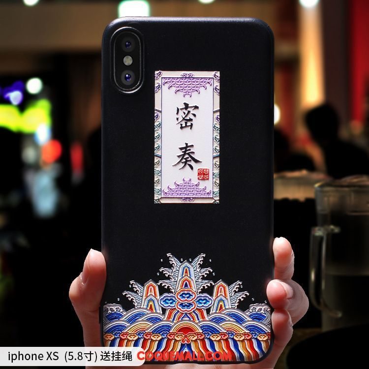 coque iphone xs mince