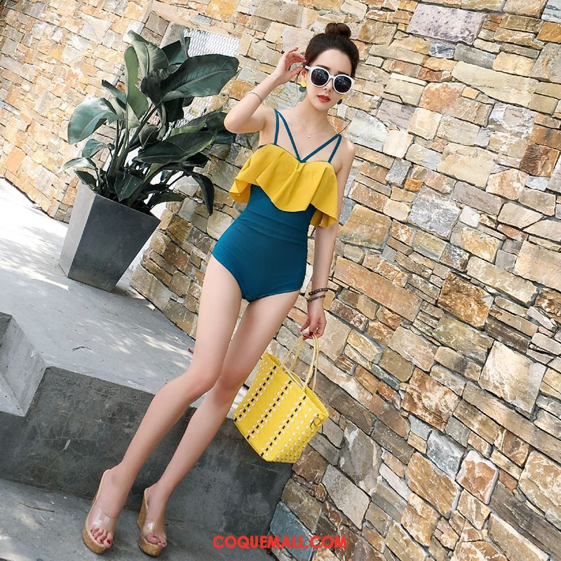 Bain Vent Maillot Mode Bikini De Parfumé SpaJaune Femme j5q3RL4A