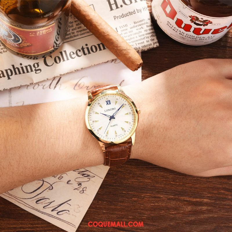 bracelet de montre homme pas cher